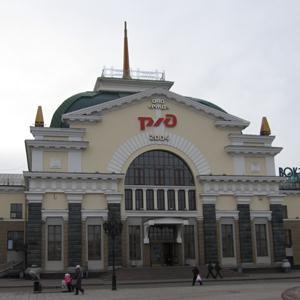 Железнодорожные вокзалы Губахи