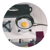Лепешка - иконка «кухня» в Губахе